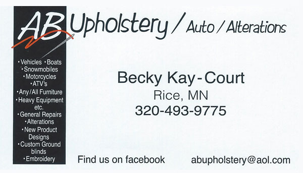 AB Upholstery