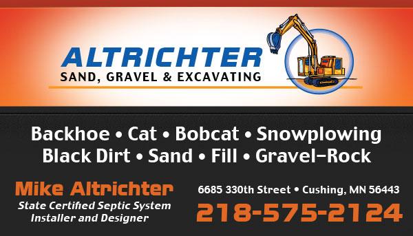 Altrichter Sand, Gravel, & Excavating
