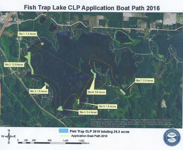 CLP Treatment Map 2016
