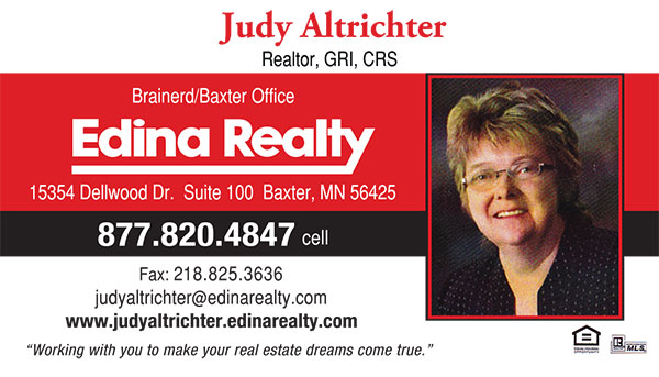 Edina Realty Judy Altrichter