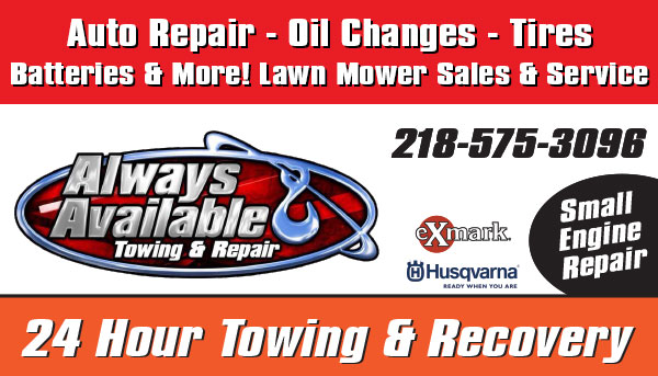 Always Available Towing & Repair