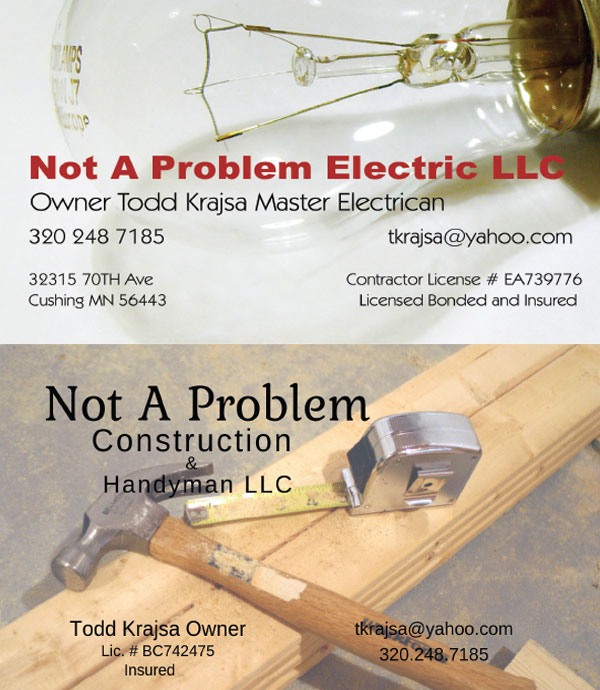 Not a Problem Electric & Construction