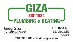 Giza Plumbing & Heating
